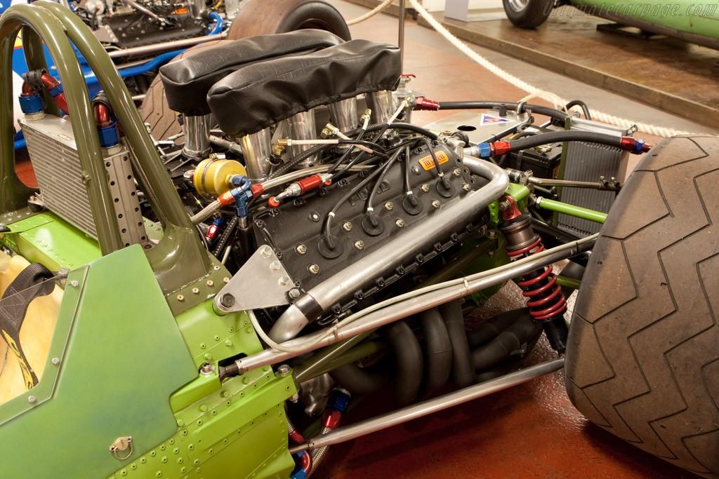 Matra MS9 (F1) -  Matra-Ford MS 9 F1