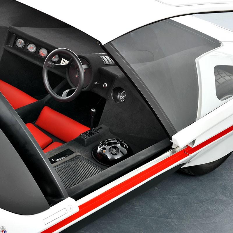 Ferrari 512 S Modulo  -  Pininfarina