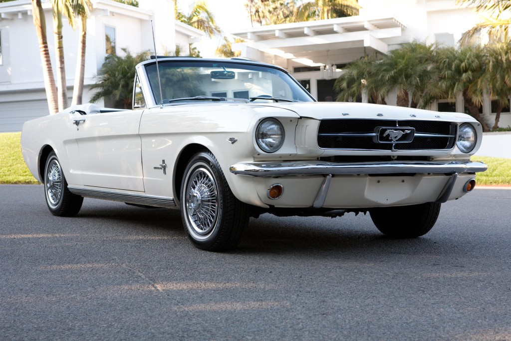 Ford Mustang -  289