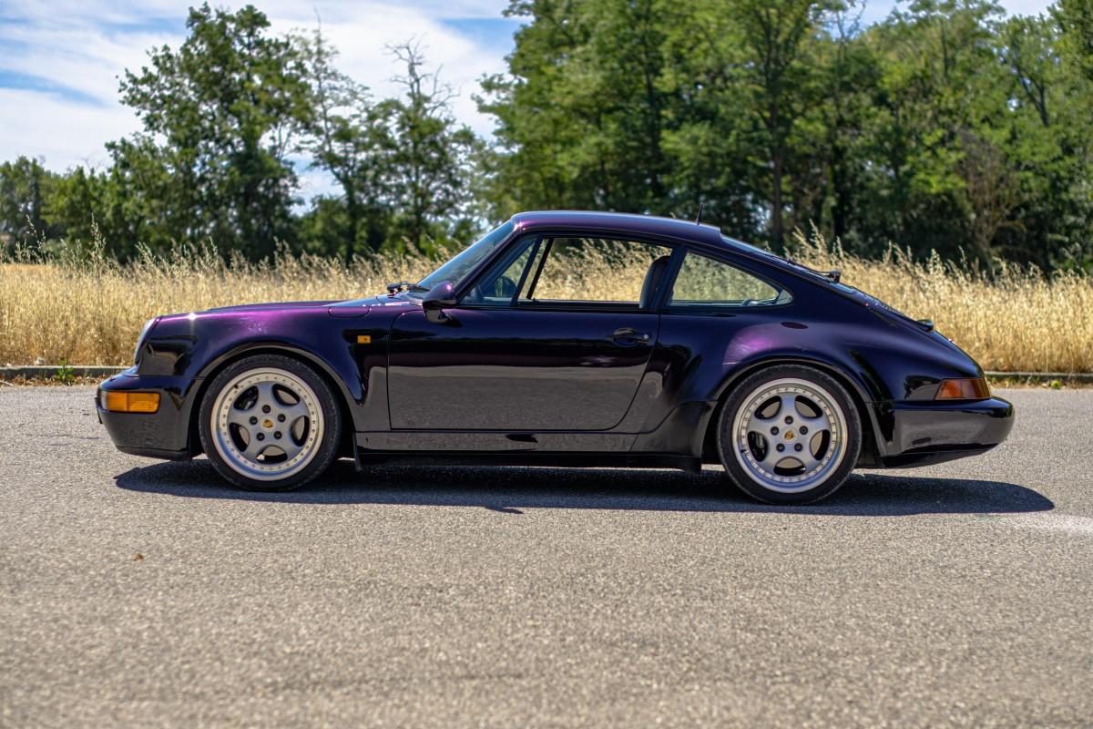 Porsche 964 Carrera 4 Jubilee