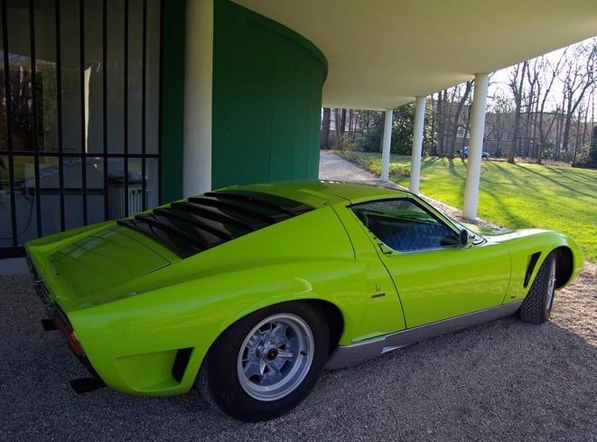 Lamborghini Miura -  P400 SVJ Spider