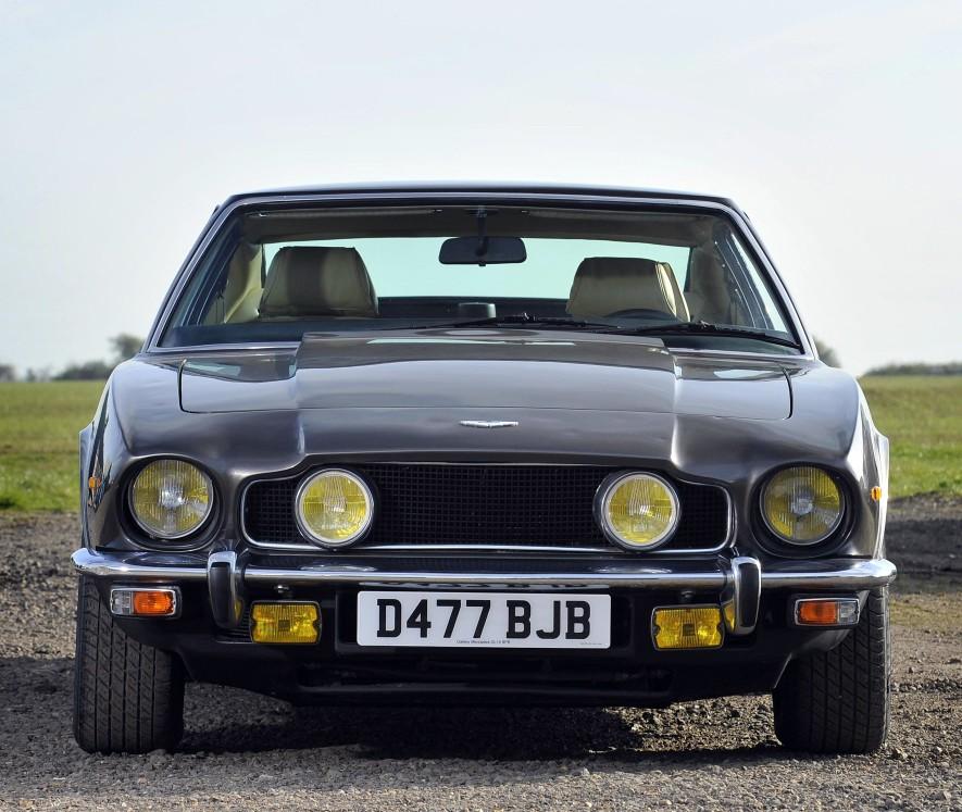 Aston Martin V8 -  Series V