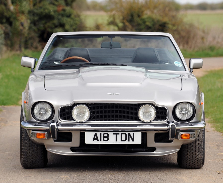 Aston Martin V8 -  Volante Series I