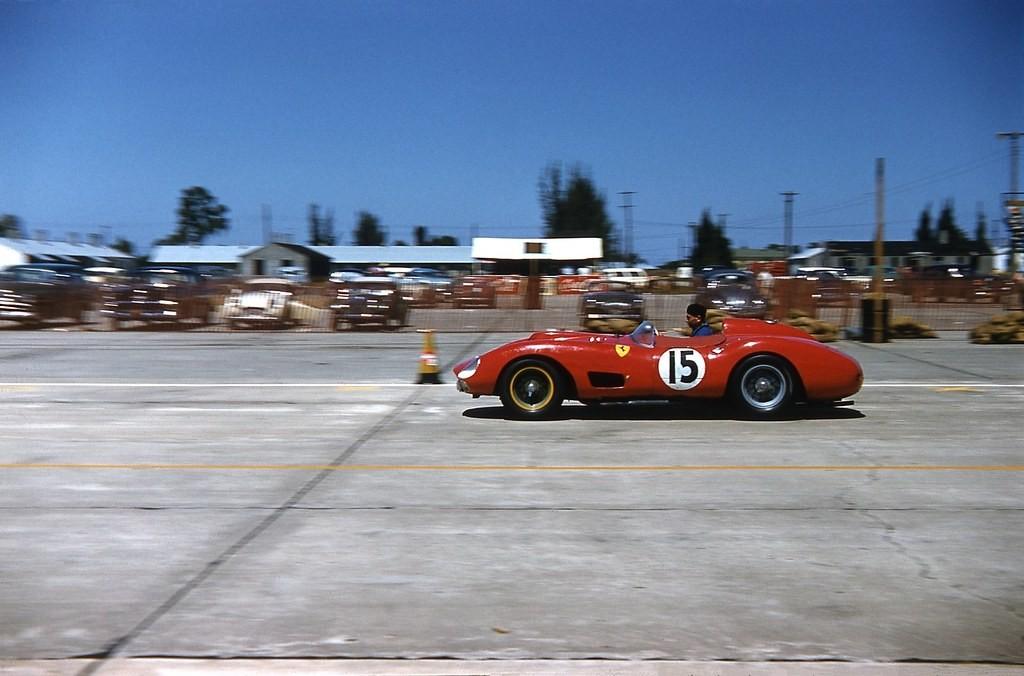 Ferrari 290 S -  Scaglietti