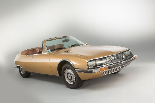 Citroën SM -  Mylord Cabriolet by Chapron