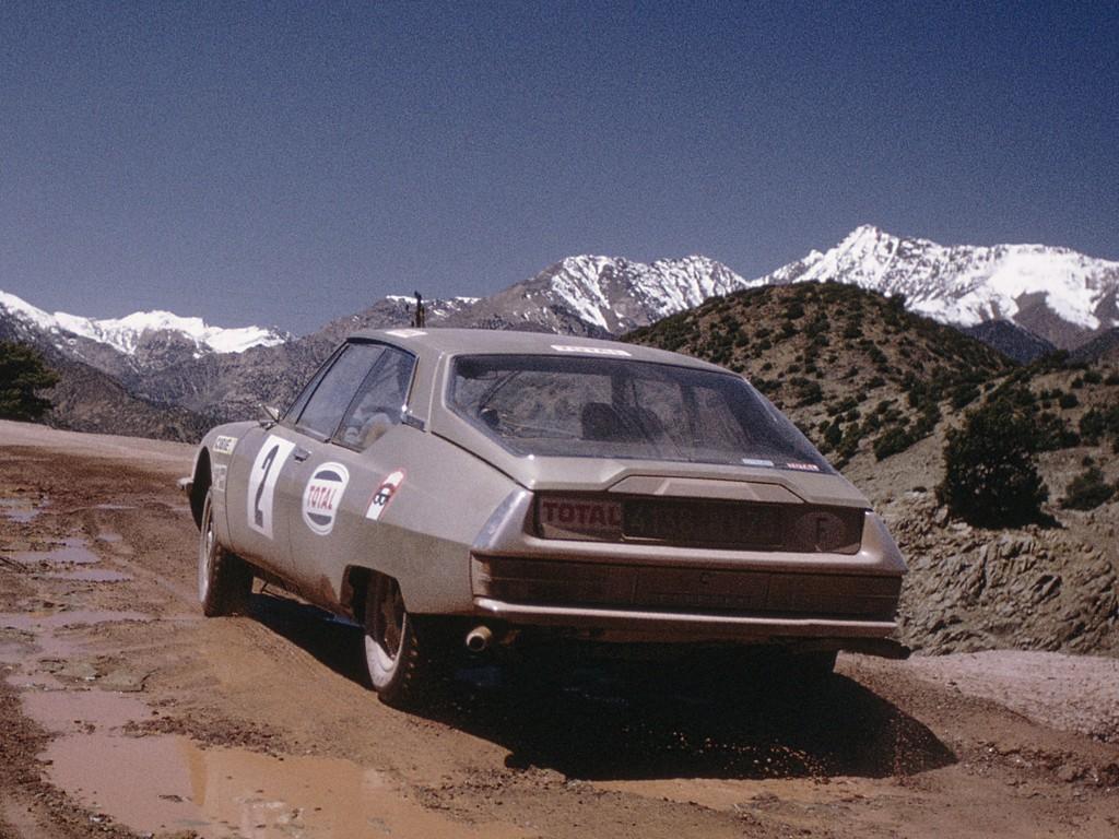 Citroën SM -  Groupe 5