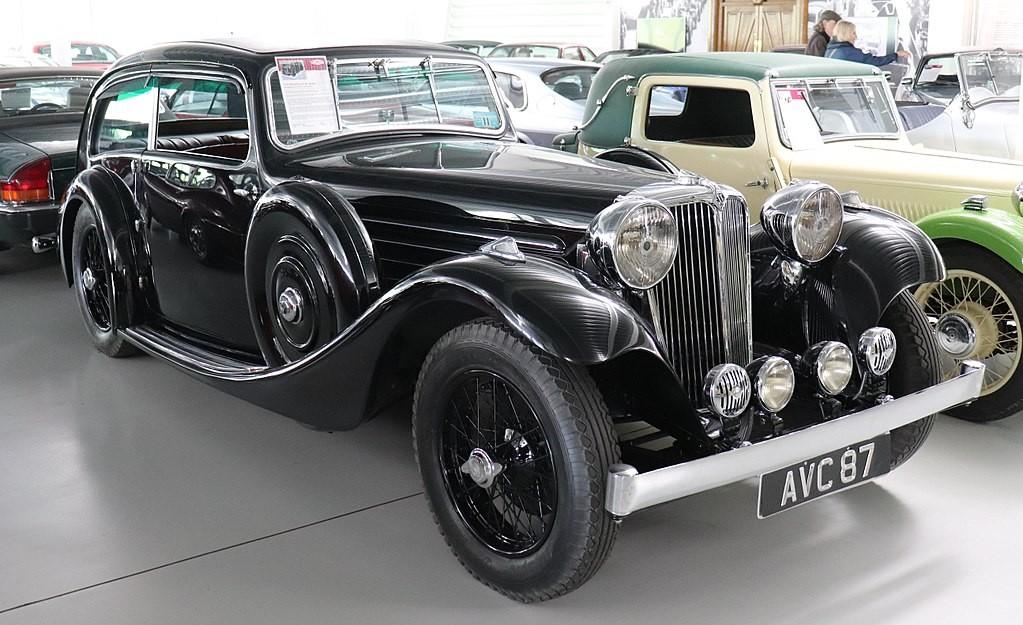 Jaguar SS I