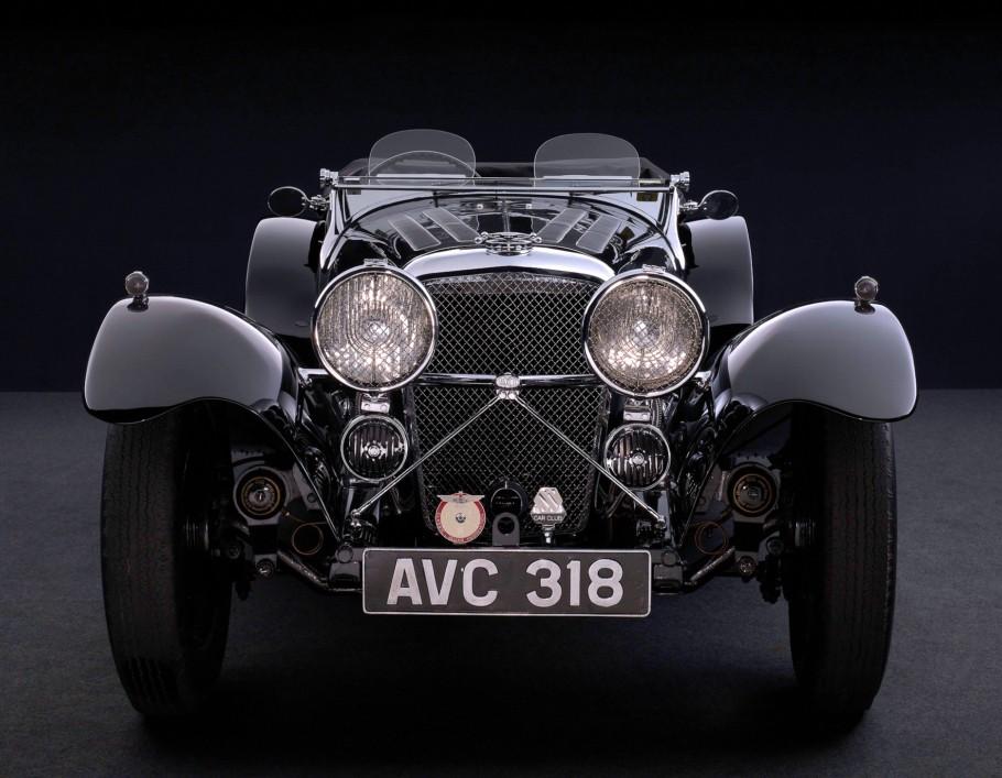 Jaguar SS 90 -  Roadster