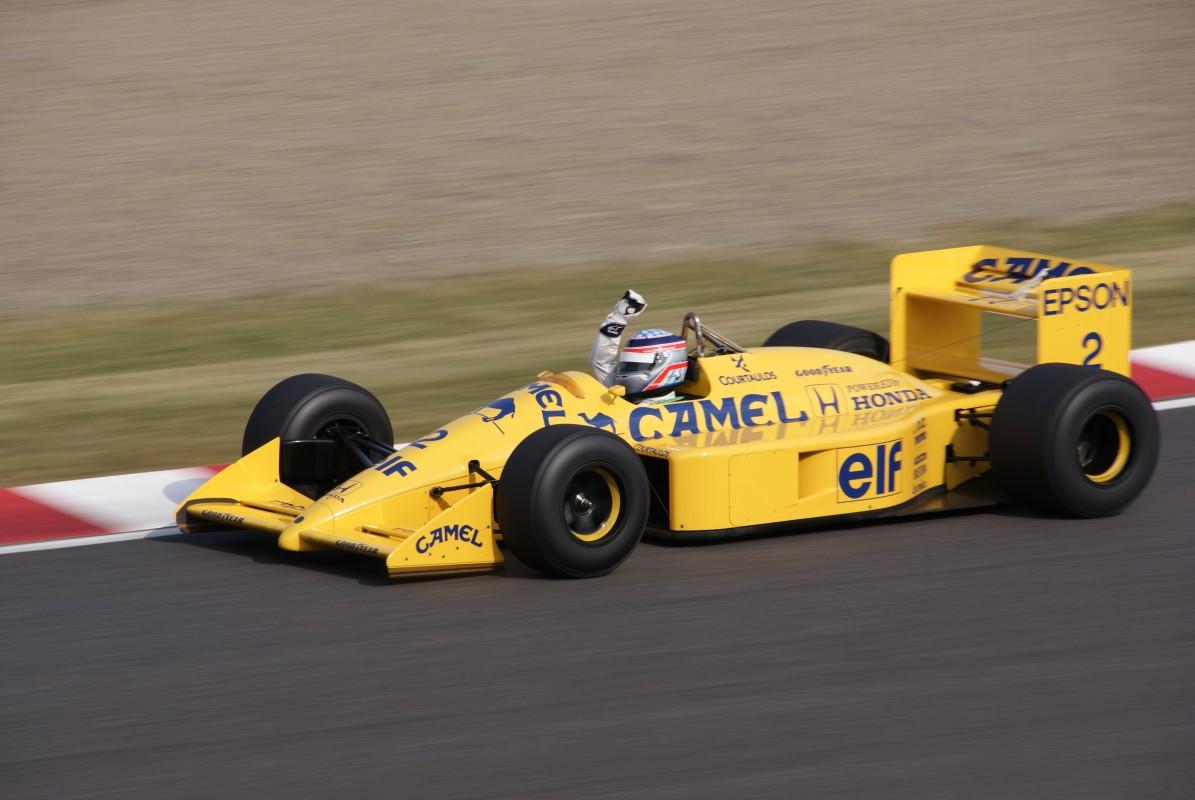 Lotus 100T -  F1