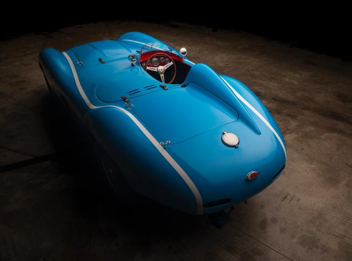 Ferrari 121 LM -  Scaglietti Spyder