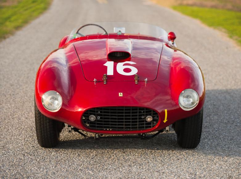 Ferrari 275 S -  Scaglietti Spyder