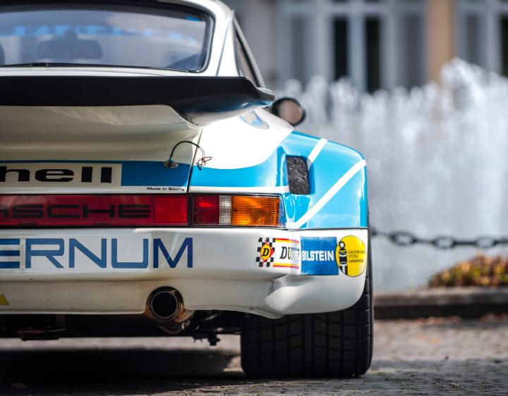 Porsche 911 Carrera RSR