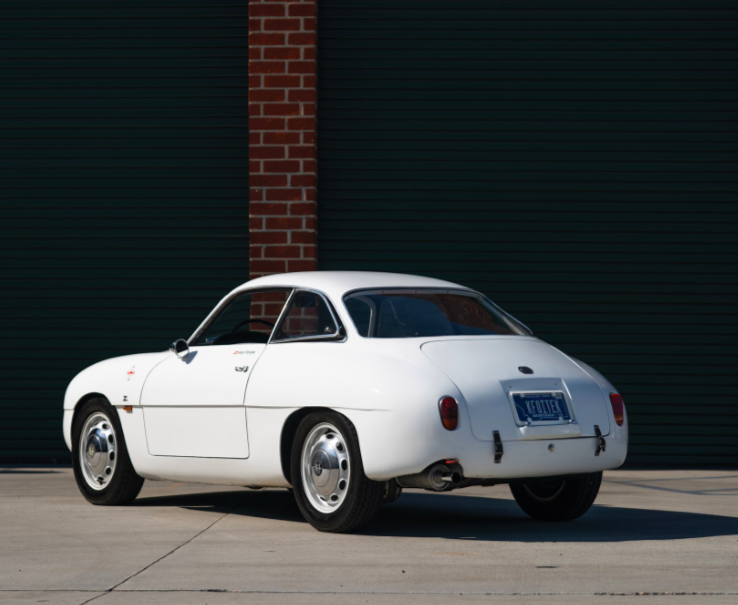 Alfa Romeo Giulietta SZ