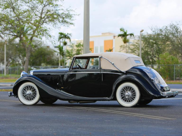 Jaguar  Mark IV