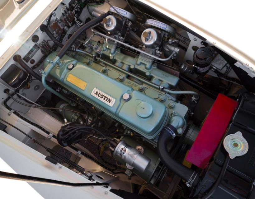 Austin Healey 3000 -  Mk I BN7