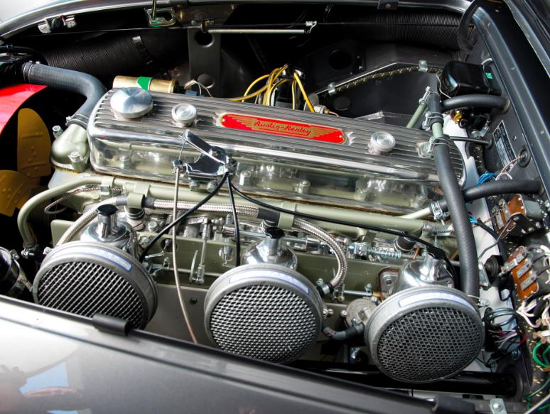 Austin Healey 3000 -  Mk II BN7