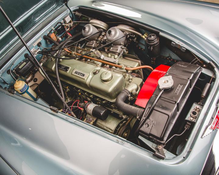 Austin Healey 3000 -  Mk III Phase II