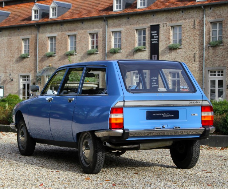 Citroën GS -  Break Club / Confort