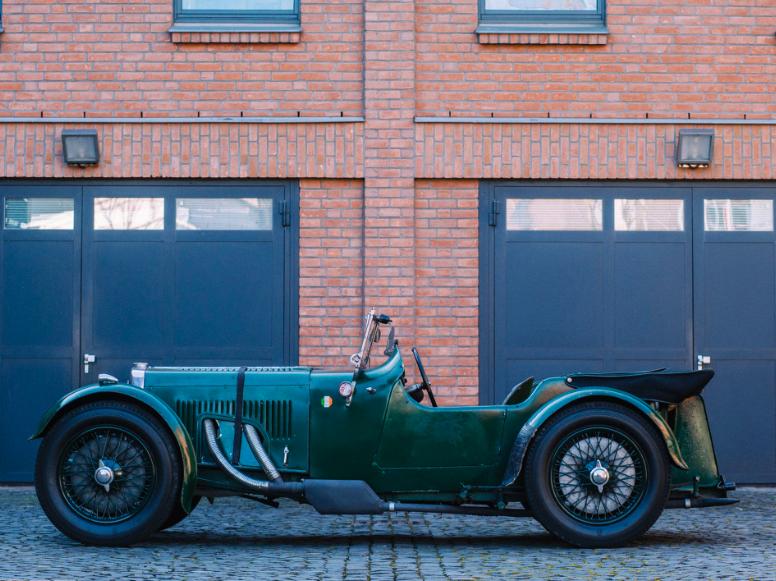 Aston Martin 1½ Litres Team Cars (1st Series)