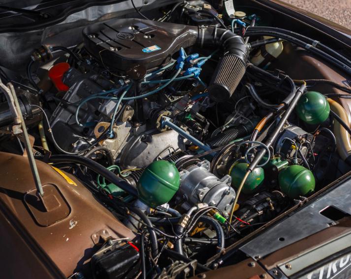 Citroën SM -  3.0 Carburateur