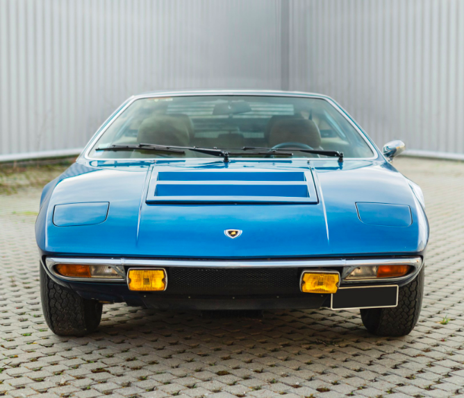 Lamborghini Urraco -  P250
