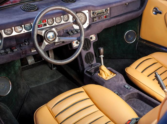 Lamborghini Urraco -  P250 Tipo 111