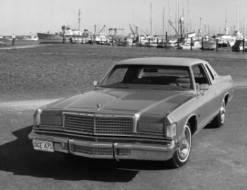 Dodge Monaco -  Série III