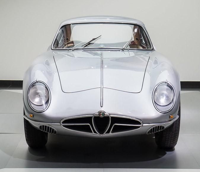 Alfa Romeo 2000 Sportiva -  Coupe