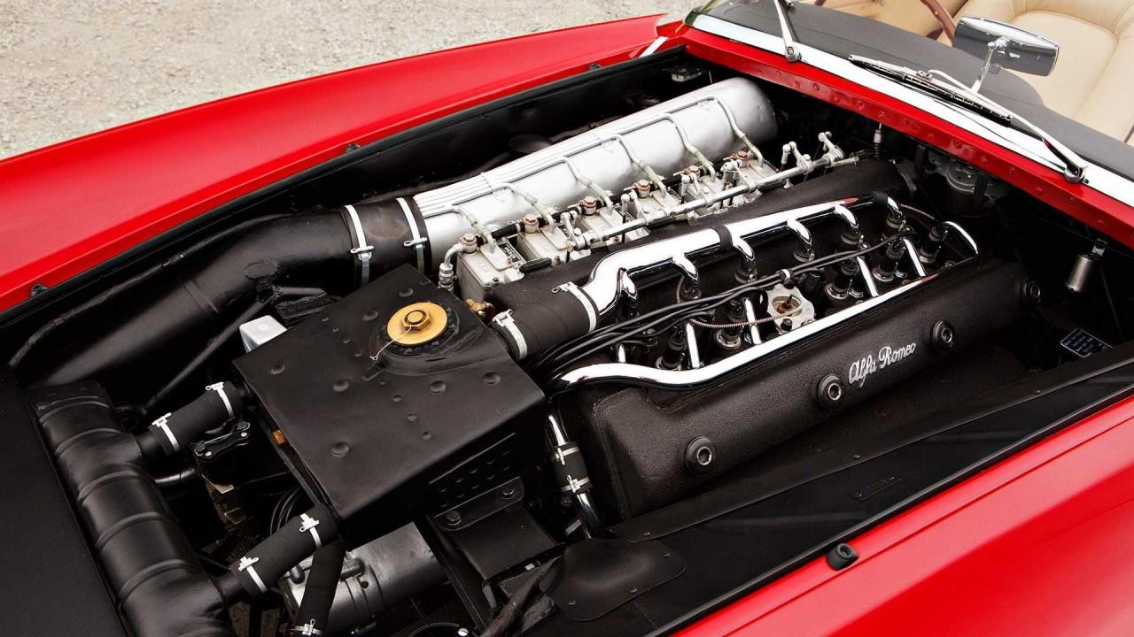 Alfa Romeo 6C 3000 CM -  Pininfarina Superflow IV