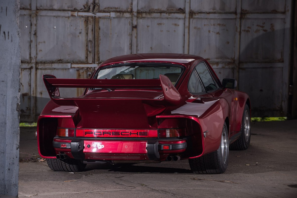 Porsche 930/935 TAG Turbo