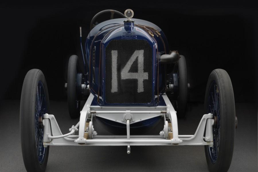 Peugeot Type 3.0 -  Coupe de l'Auto