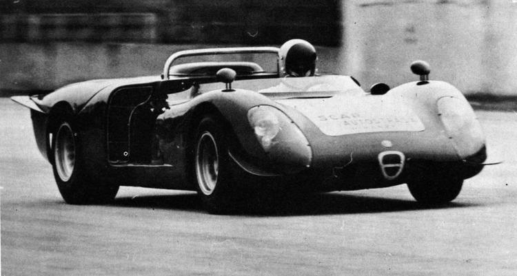 Alfa Romeo Tipo 33/2