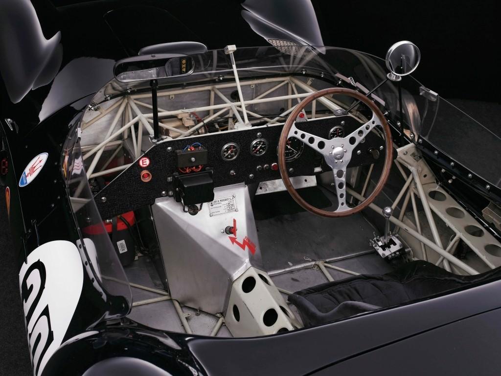 Maserati Tipo 61 -  Birdcage