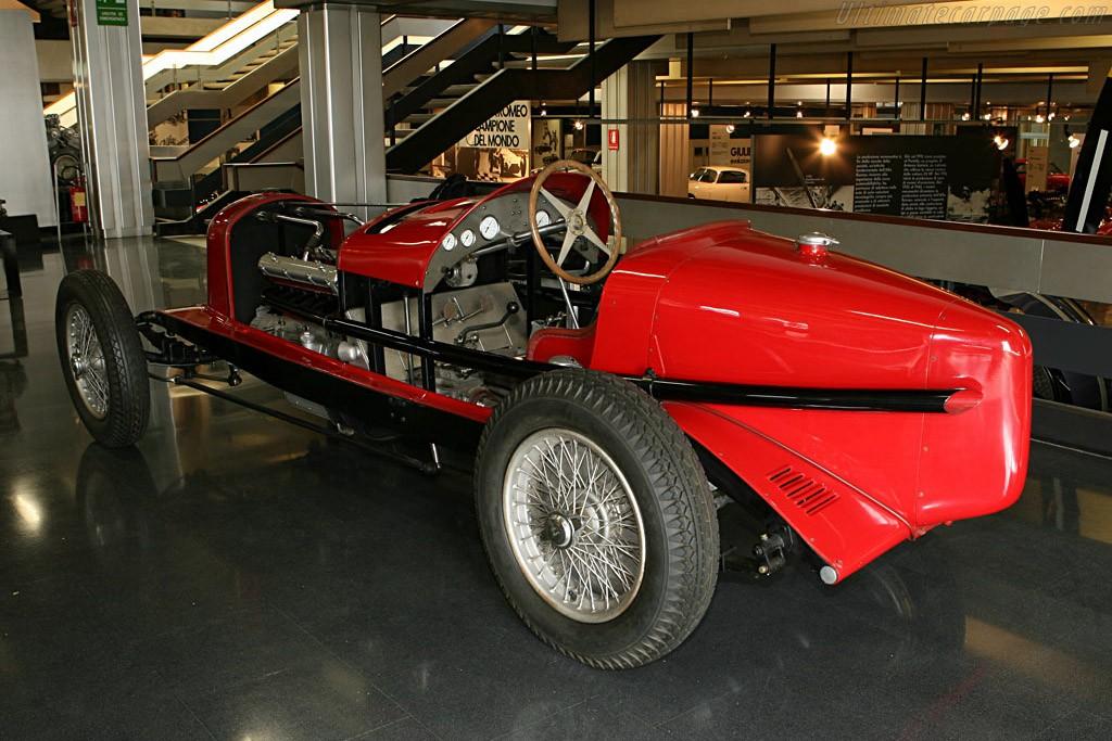 Alfa Romeo Tipo A -  Monoposto