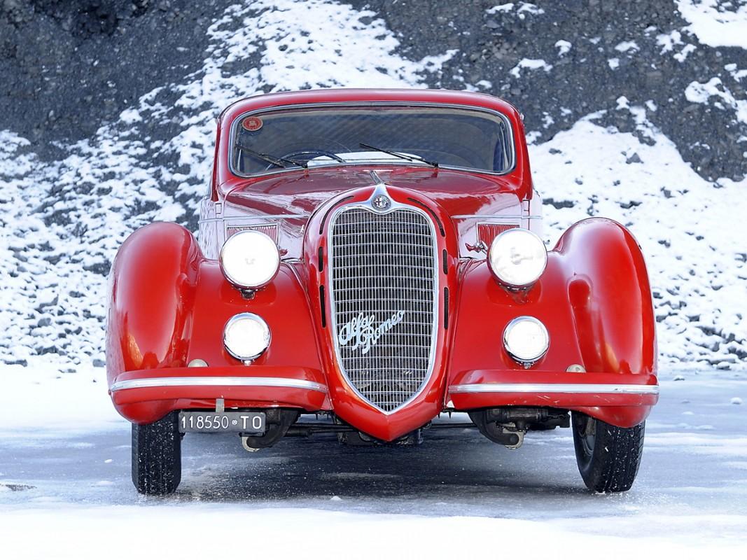 Alfa Romeo 6C 2300 B