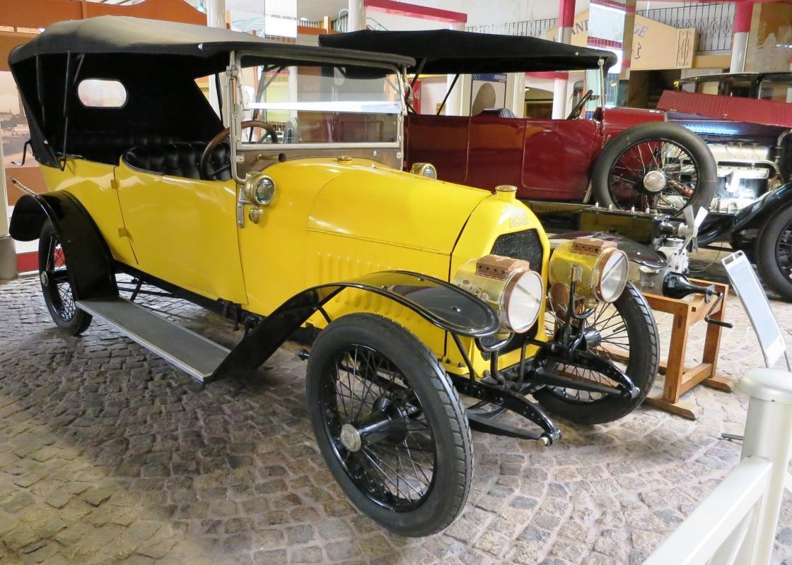 Peugeot Type 159 -  Torpédo