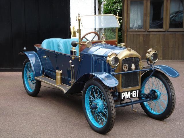 Peugeot Type 161 -  Quadrilette