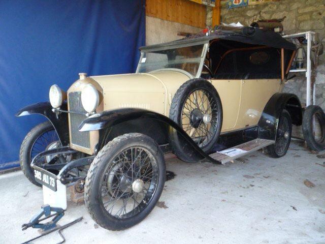 Peugeot Type 173 -  S
