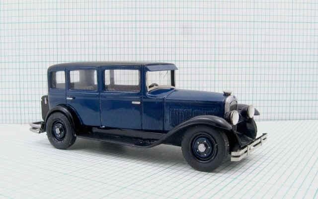 Peugeot 12 CV Six