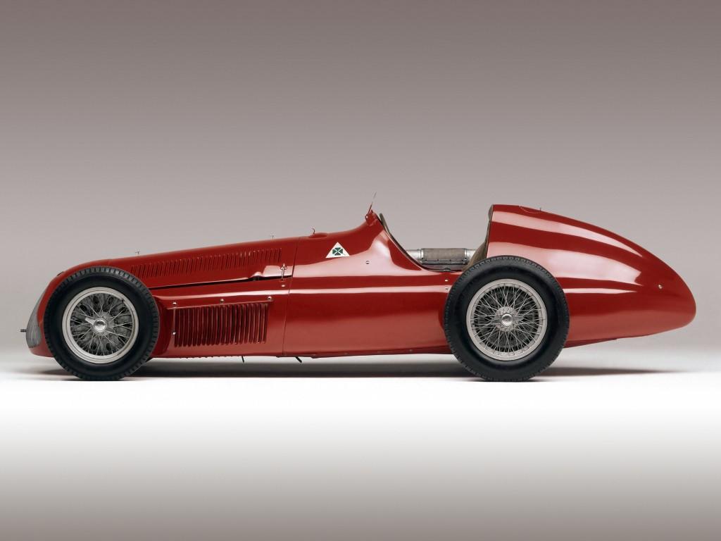 Alfa Romeo Tipo 159 Alfetta -  Tipo 159 Alfetta