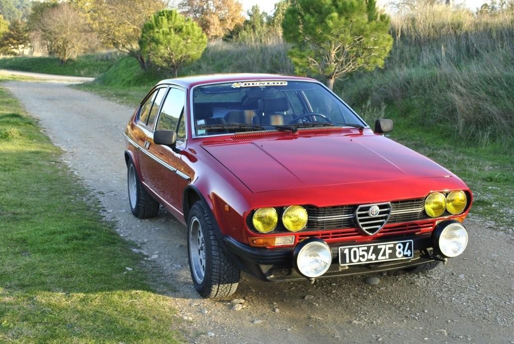 Alfa Romeo Alfetta