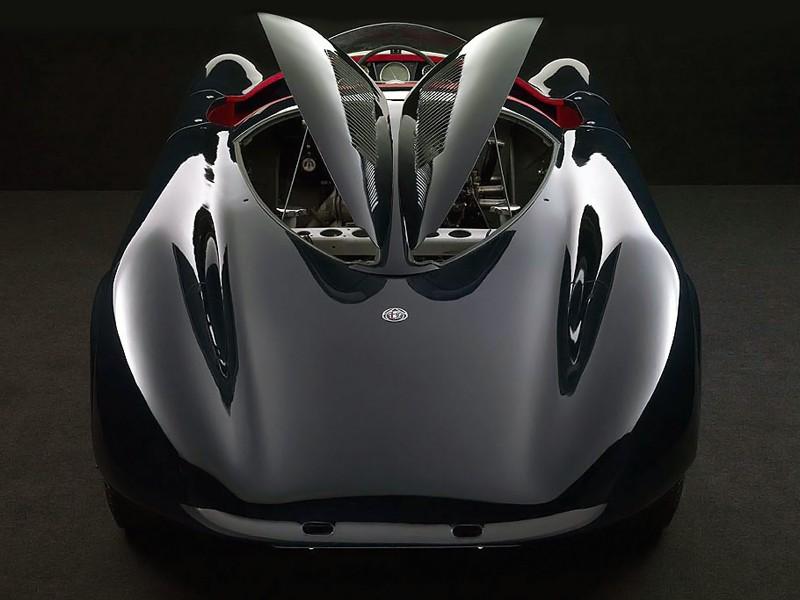 Alfa Romeo 6C 2300 -  Aerodinamica Spyder