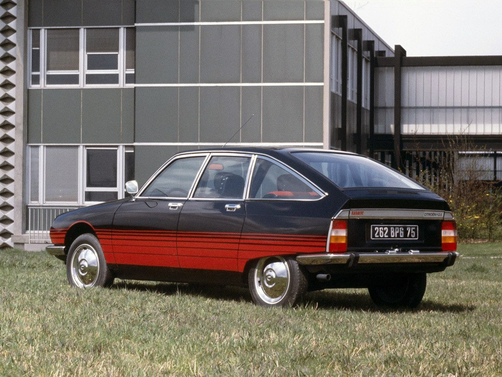 Citroën GS -  Basalte