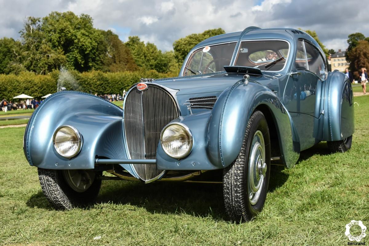 Bugatti Type 57 -  SC Atlantic Coupe