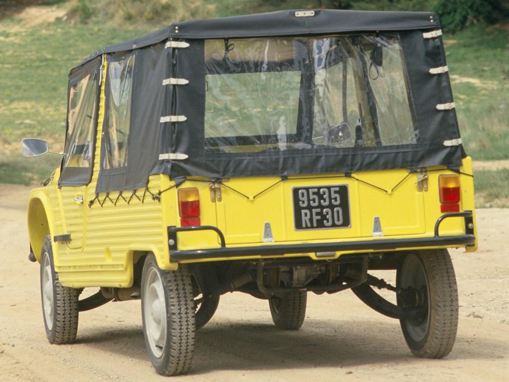 Citroën Méhari -  4x4