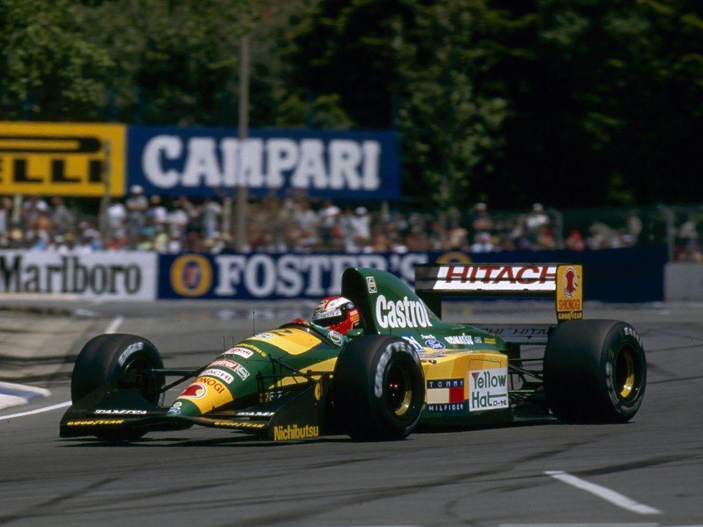 Lotus 107 -  F1
