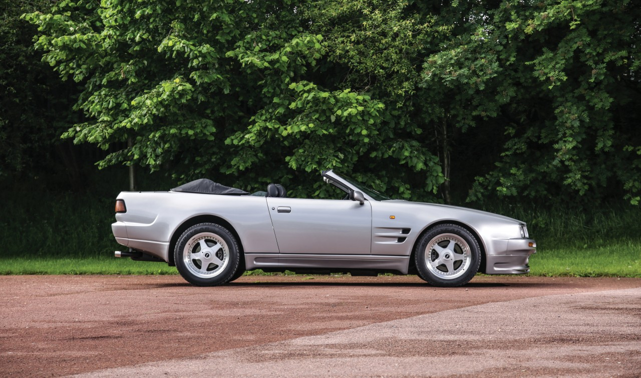 Aston Martin Virage  -  Volante Diamond Jubilee