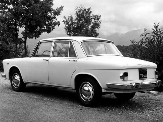 Lancia Flavia -  1s 1800