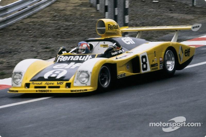 Renault Alpine A442