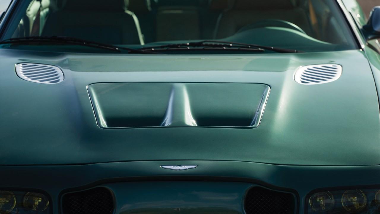 Aston Martin Virage  -  V8 Vantage Le Mans